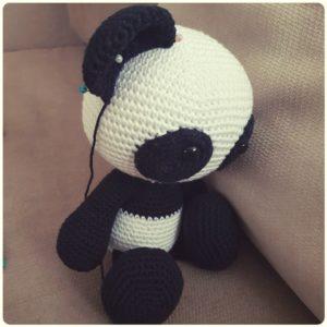 Receita Urso Amigurumi de Crochê | Portal do Artesanato | 300x300